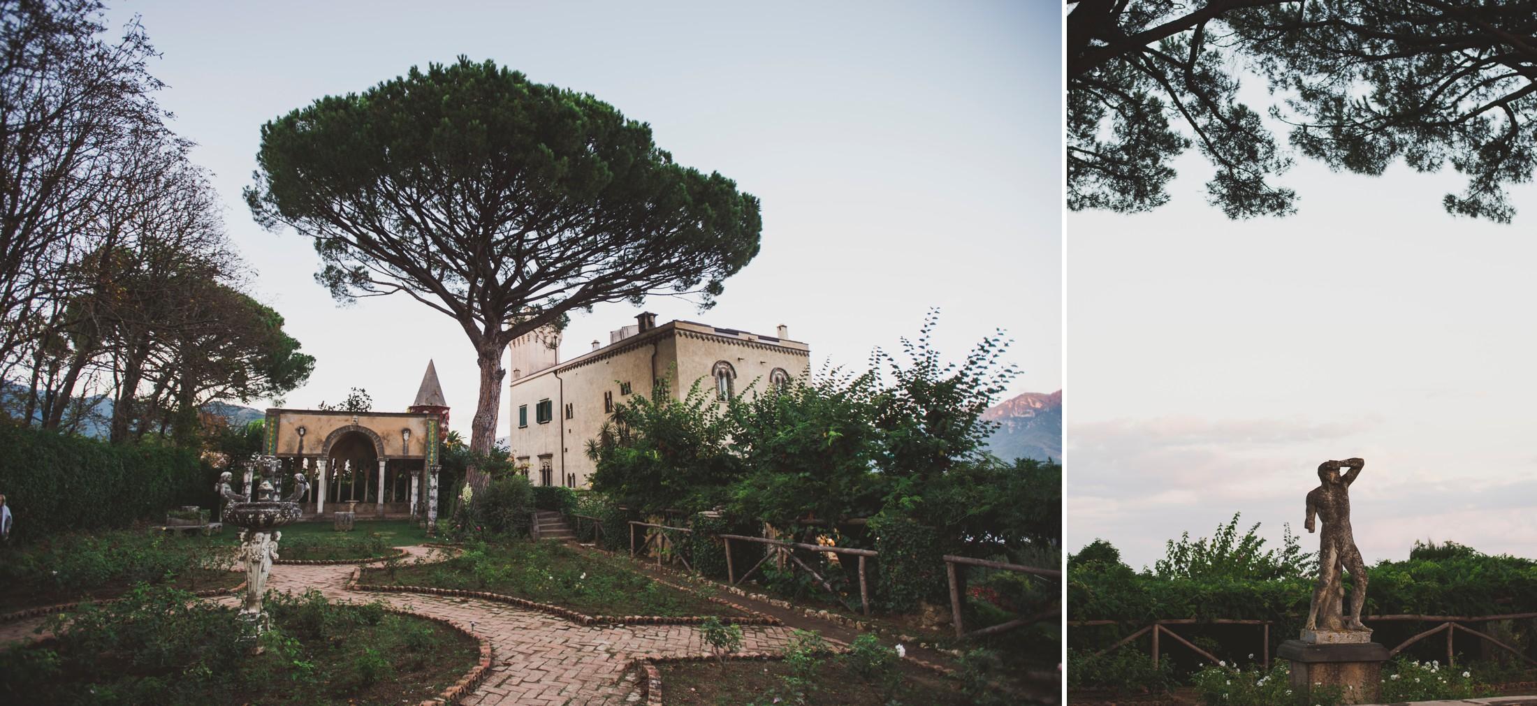 Matrimonio In Villa Cimbrone : Ulku adnan italy wedding photographer