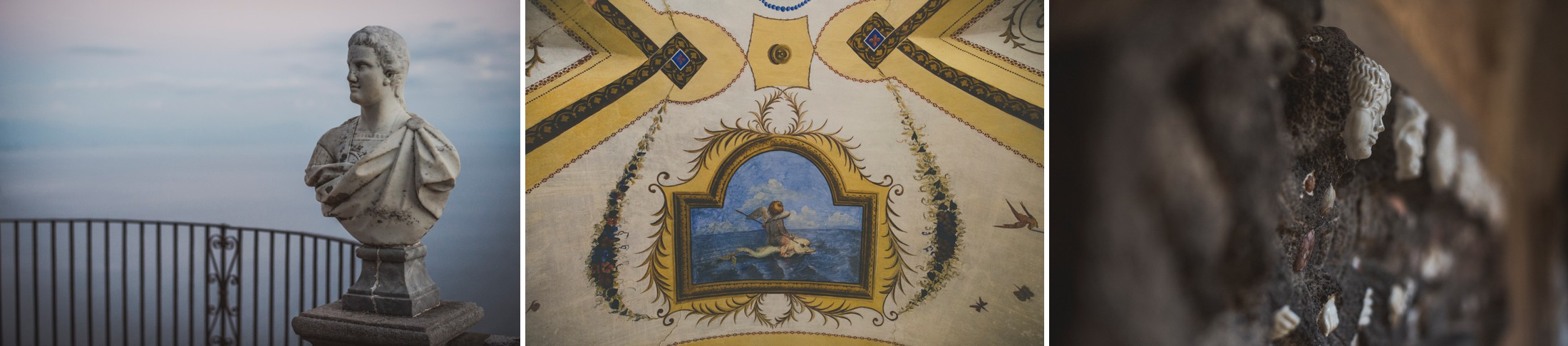 villa cimbrone details