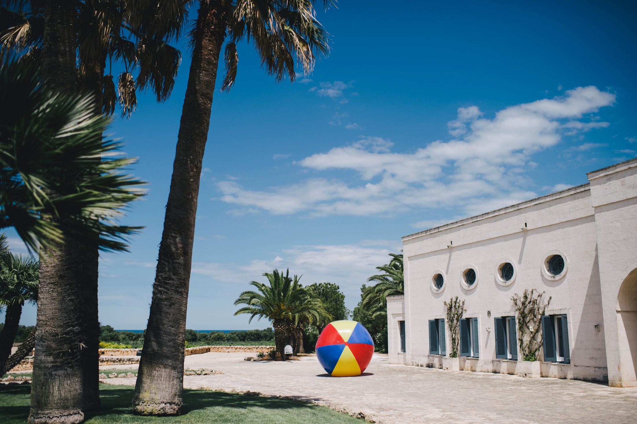 gian ballon at masseria san domenico