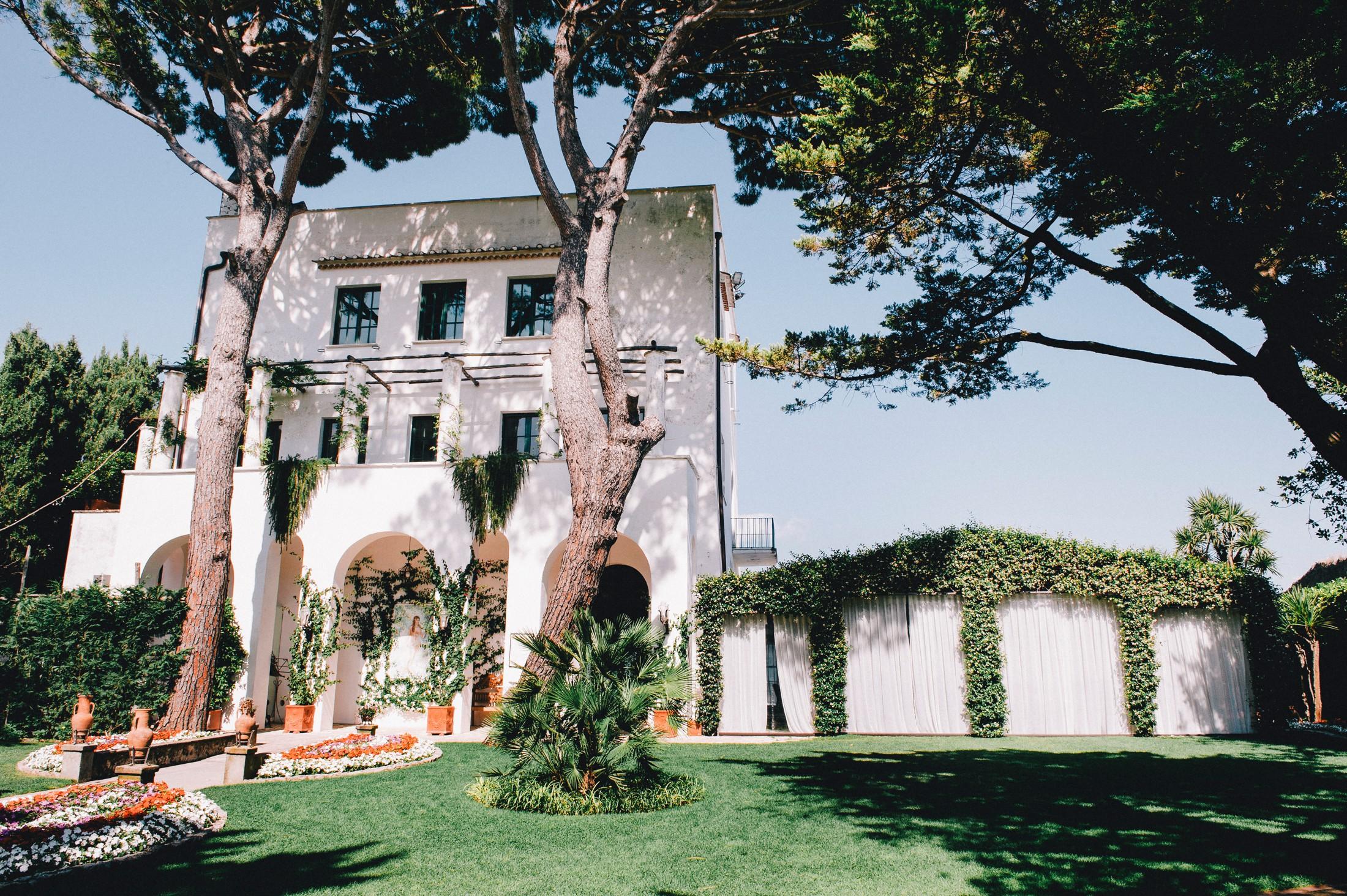 villa eva in ravello