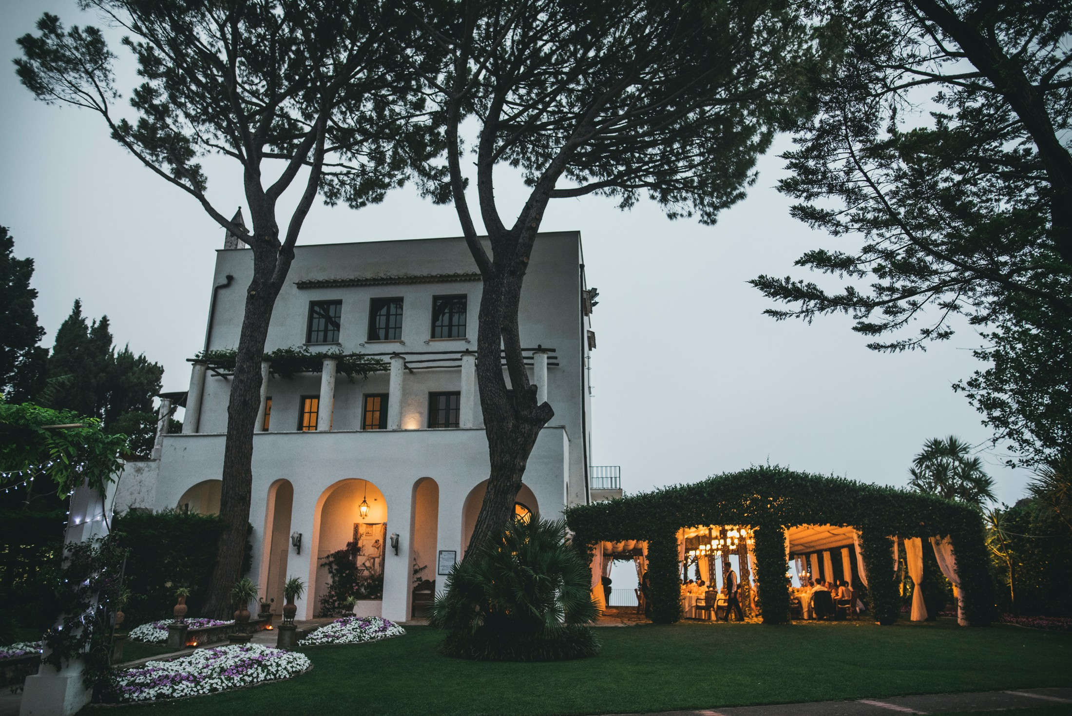 villa eva wedding location ravello