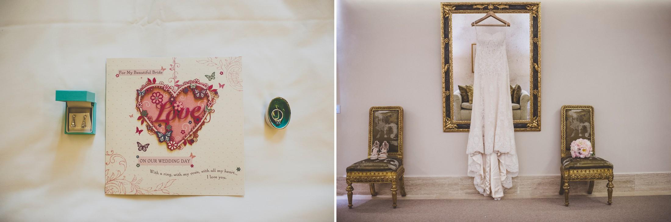 collage wedding details